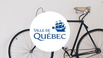 Concours de support à vélo Ville de Québec